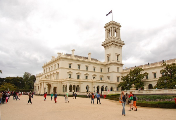 Government House, Melbourne